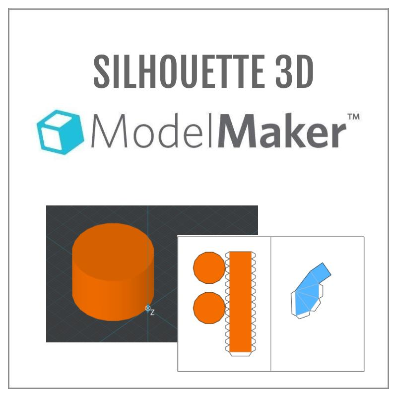 Capa Silhouette Model Maker