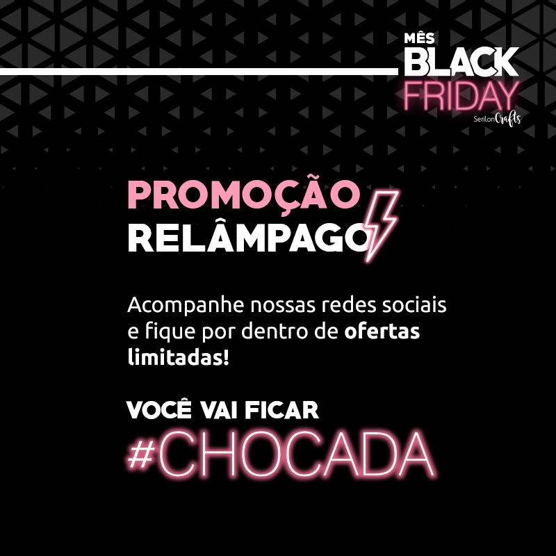 Black Friday Promo Relâmpago