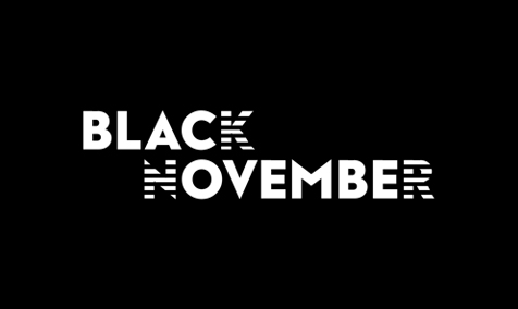 Black November é na Serilon Crafts